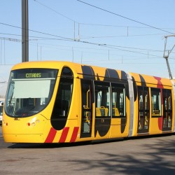 Tramway SOLEA Mulhouse